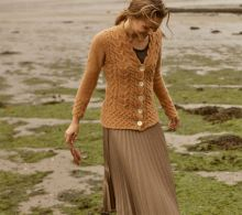 Click to enlarge image A572-Horseshoe-Cable-Cardigan--Sand.jpg